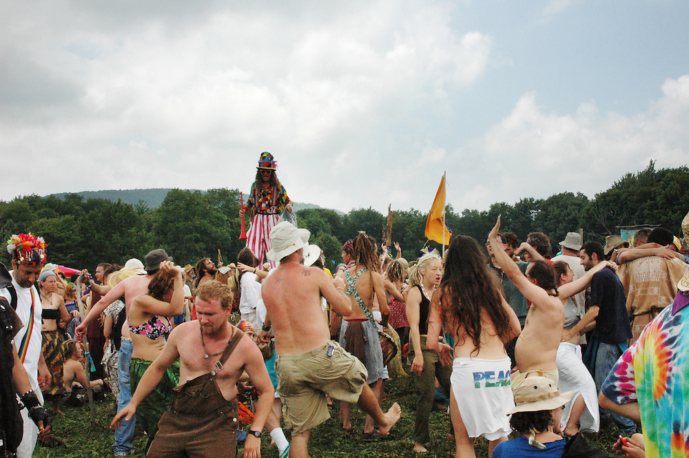 Rainbow Gathering West Virginia 2005