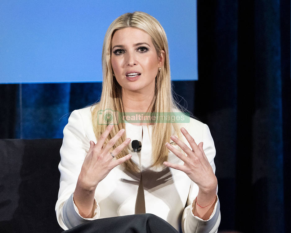 November 20, 2018 - Washington, DC, USA - IVANKA TRUMP last year used a personal email account to discuss or relay official White House business, according to emails released by a nonpartisan watchdog group. FILE PHOTO DATED:  November 13, 2018 - Washington, DC, U.S - IVANKA TRUMP, senior advisor to the US President, at the Jack Kemp Foundation 2018 Kemp Leadership Award Dinner at Audi Field in Washington, DC on November 13, 2018. (Credit Image: © Michael Brochstein/ZUMA Wire)