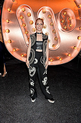 JESS GLYNNE at the Warner Music Group & Ciroc Vodka Brit Awards After Party held at The Freemason's Hall, 60 Great Queen St, London on 24th February 2016.