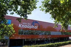 14-07-2018 NED: CEV U20 Volleyball European Championship Men, Ede<br /> Germany vs. Portugal 3-0 / van der Knaaphal Topsportcenter, item