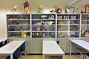 Nederland, Nijmegen, 22-9-2011Biologielokaal in de nieuwe Havo Notre Dame des Anges.Foto: Flip Franssen/Hollandse Hoogte