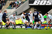 Twickenham. GREAT BRITAIN, Jon BOTO, look's for a way through, during the 2006 Varsity Rugby Match at Twickenham Stadium, England 12.12.2006. [Photo, Peter Spurrier/Intersport-images] Sponsor, Lehman Brothers,