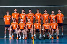 20191228 NED: Team photo Volleyball men, Arnhem