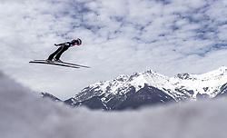 23.02.2019, Bergiselschanze, Innsbruck, AUT, FIS Weltmeisterschaften Ski Nordisch, Seefeld 2019, Skisprung, Herren, im Bild Johann Andre Forfang (NOR) // Johann Andre Forfang of Norway during the men's Skijumping HS130 competition of FIS Nordic Ski World Championships 2019. Bergiselschanze in Innsbruck, Austria on 2019/02/23. EXPA Pictures © 2019, PhotoCredit: EXPA/ JFK