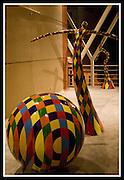 Athinais cultural center<br />  <br /> Athens - Greece<br />  <br /> 01/06/2007