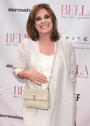 BEVERLY HILLS, CA - JUNE 23:  Linda Gray at the Bella Summer Issue Cover Party at Sofitel on June 23, 2017 in Beverly Hills, California. (Photo by Scott Kirkland/PictureGroup) *** Please Use Credit from Credit Field ***