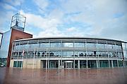 Nederland, Boxmeer, 10-11-2012Het nieuwe gemeentehuis,stadhuis, van deze gemeente in Oost Brabant.Foto: Flip Franssen/Hollandse Hoogte