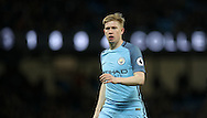 Kevin De Bruyne of Manchester City during the English Premier League match at The Etihad Stadium, Manchester. Picture date: December 12th, 2016. Photo credit should read: Lynne Cameron/Sportimage