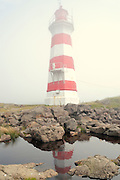 Brier Island Lighthouse<br /> Brier Island<br /> Nova Scotia<br /> Canada