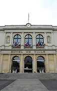 France, Laval, Mayenne, town hall