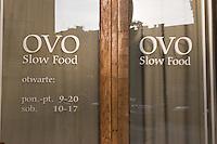 Ovo Restaurant - Slow Food Speciality - Krakow Poland