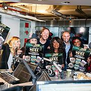 NLD/Hilversum/20160411 - CD en Gouden Plaat uitreiking aan de Ladies of Soul, Candy Dulfer, Berget Lewis, Trijntje Oosterhuis, Edsilia Rombley en Glennis Grace en Gijs Staverman