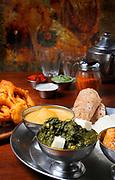 Indian ethnic food