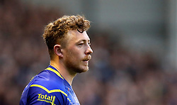 Warrington Wolves' Josh Charnley in action against against Huddersfield Giants, during the Betfred Super League match at the Halliwell Jones Stadium, Warrington.