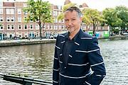 AMSTERDAM, 07-09-2020 , BNN/VARA<br /> <br /> Persdag voor KLEM seizoen 3  in Amsterdam.<br /> <br /> Op de foto:  Thom Hoffman