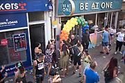 Brighton, 4 August 2018