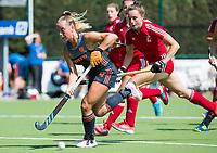 St.-Job-In 't Goor / Antwerpen -  Nederland Jong Oranje Dames (JOD) - Groot Brittannie (7-2). Joosje Burg (Ned)  COPYRIGHT  KOEN SUYK