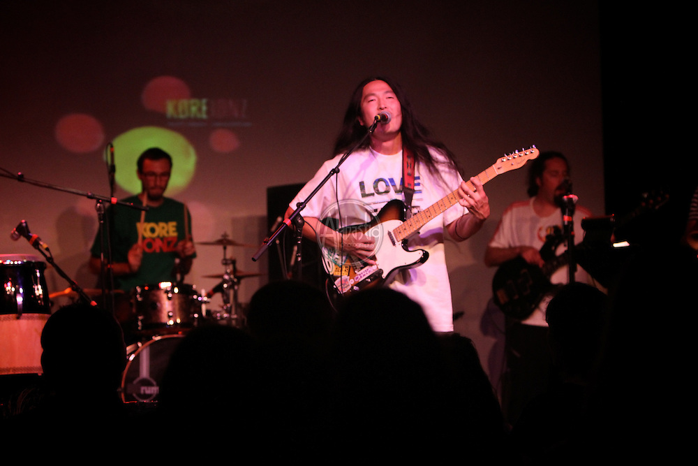 Kore Ionz at SummerFest12 by da808 Music & Rajahdat at the ShowBox.