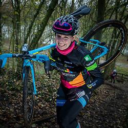 OLDENZAAL (NED) wielrennen<br />Josine Woudsma