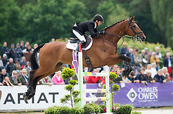 Harwood Louise, (GBR), Whitson<br /> Jumping - CCI4* Luhmuhlen 2016<br /> © Hippo Foto - Jon Stroud<br /> 19/06/16