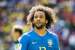 June 22, 2018 - Sankt Petersburg, Russia - 180622 Marcelo of Brazil during the FIFA World Cup group stage match between Brazil and Costa Rica on June 22, 2018 in Sankt Petersburg..Photo: Petter Arvidson / BILDBYRÃ…N / kod PA / 92075 (Credit Image: © Petter Arvidson/Bildbyran via ZUMA Press)
