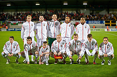 2009-10-14 Liechtenstein v Wales