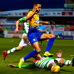 Mansfield Town v Yeovil Town