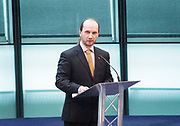Holocaust Memorial Day <br /> A ceremony to commemorate Holocaust Memorial Day in a ceremony in the Chamber at City Hall, London, Great Britain<br /> 22nd January 2018 <br /> <br />  <br /> Mayor and Assembly join Londoners for Holocaust Memorial Day ceremony<br />  <br /> Kemal Pervanic<br /> Survivor of Bosnian Genocide