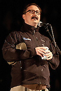 John Hodgman at the 2011 Solid Sound Festival.