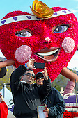 The 127th Rose Parade's Showcase of Floats