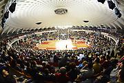 DESCRIZIONE : Roma Lega serie A 2013/14 Acea Virtus Roma Grissin Bon Reggio Emilia<br /> GIOCATORE : pubblico roma<br /> CATEGORIA : tifosi palasport<br /> SQUADRA : Acea Virtus Roma<br /> EVENTO : Campionato Lega Serie A 2013-2014<br /> GARA : Acea Virtus Roma Grissin Bon Reggio Emilia<br /> DATA : 22/12/2013<br /> SPORT : Pallacanestro<br /> AUTORE : Agenzia Ciamillo-Castoria/ManoloGreco<br /> Galleria : Lega Seria A 2013-2014<br /> Fotonotizia : Roma Lega serie A 2013/14 Acea Virtus Roma Grissin Bon Reggio Emilia<br /> Predefinita :