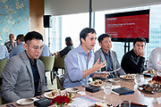 Shutterstock Roundtable organized by Campaign in Artemis Grill, Singapore, Singapore, on 23 January 2019. Photo by Steven Lui/Studio EAST