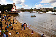 The Thames Festival is an autumn weekend celebration each September on the banks of the river Thames. Thames21, London's leading waterways charity, will be running a whole host of fun events for people, young and old, on the foreshore by Gabriel's Wharf.