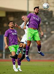 Marlon Pack of Bristol City - Mandatory by-line: Matt McNulty/JMP - 22/07/2017 - FOOTBALL - Tenerife Top Training - Costa Adeje, Tenerife - Bristol City v Atletico Union Guimar  - Pre-Season Friendly