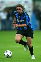 Milano 27/7/2004 Trofeo Tim - Tim tournament <br /> <br /> Andy Van Der Meyde Inter<br /> <br /> <br /> <br /> Inter Milan Juventus <br /> <br /> Inter - Juventus 1-0<br /> <br /> Milan - Juventus 2-0<br /> <br /> Inter - Milan 5-4 d.cr - penalt.<br /> <br /> <br /> <br /> Photo Andrea Staccioli Graffiti