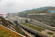 The Three Gorges Dam Project, Yangtze River, China