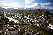 Kalaheo Hillside, Oahu, Hawaii.