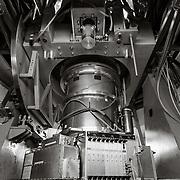 BICEP3 Telescope in the Dark Sector Lab