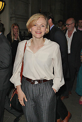 © London News Pictures. 25/06/2013. London, UK.  Maxine Peake  at the Charlie and the Chocolate Factory - Opening Night After Party . Photo credit: Brett D. Cove/LNP