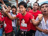 Aung San Suu Kyi in Mahachai