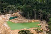 Gold Mining<br /> Arimu<br /> GUYANA<br /> South America