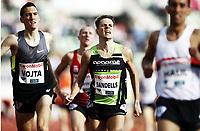 Friidrett , 7. juni 2012 , Diamond League Bislett Games , <br /> Niclas Sandells , Andreas Vojta ,  1500 m