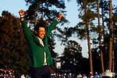 April 11, 2021 - GA: The Masters 2021 at Augusta National - Final Round
