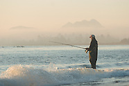 Columbia River Fishing Photos - Stock images