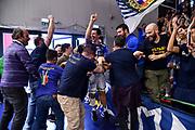 Giacomo Devecchi, Commando Ultra' Dinamo<br /> Banco di Sardegna Dinamo Sassari - Pompea Fortitudo Bologna<br /> LBA Serie A Postemobile 2018-2019<br /> Sassari, 15/12/2019<br /> Foto L.Canu / Ciamillo-Castoria