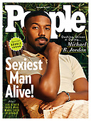 November 17, 2020 (USA): Michael B. Jordan Is PEOPLE's Sexiest Man Alive 2020