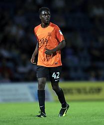Southend United's Elvis Bwomono