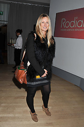 ALICE BRUDENELL-BRUCE at the 2012 Rodial Beautiful Awards held at The Sanderson Hotel, Berners Street, London on 6th March 2012.