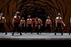 Scottish Ballet Festival Theatre | Edinburgh | 18 August 2016