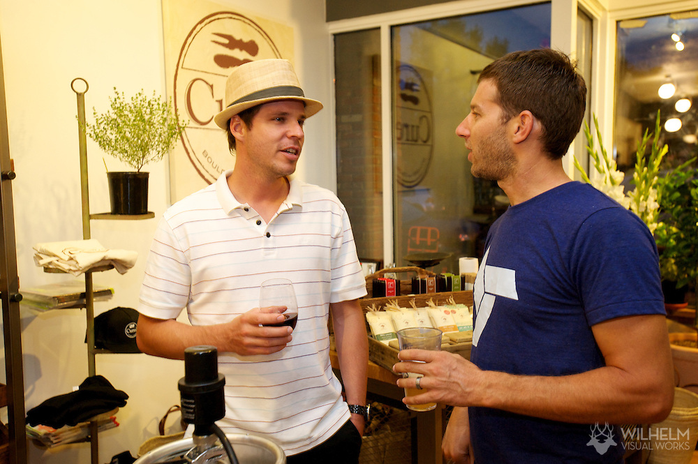 20 AUG 2011: The opening of Cured in Boulder, CO. ©Brett Wilhelm